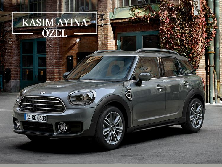 YENİ MINI COOPER COUNTRYMAN.