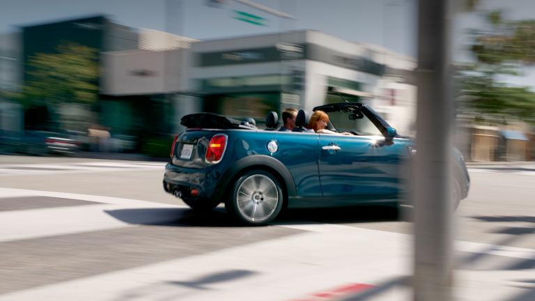 MINI Cabrio Sidewalk Edition