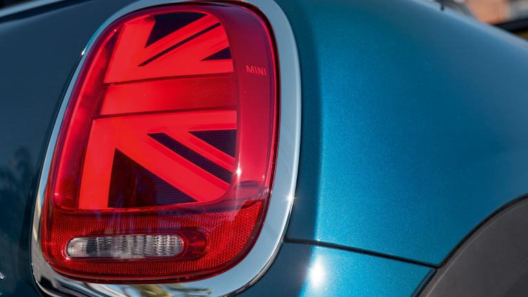 MINI Cabrio Sidewalk Edition – stop lambası – Union Jack